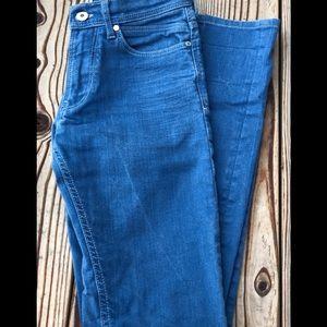 Black Tag Zara Man denim blue jeans size 29